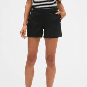 Banana Republic Sailor Pique Shorts - 4 in inseam